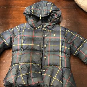 Ralph Lauren coat size 6